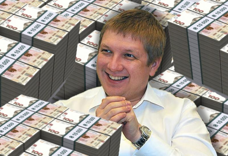 Зарплата Коболєва у 2020 році може скласти 1 мільярд гривень - Олексій  Кучеренко
